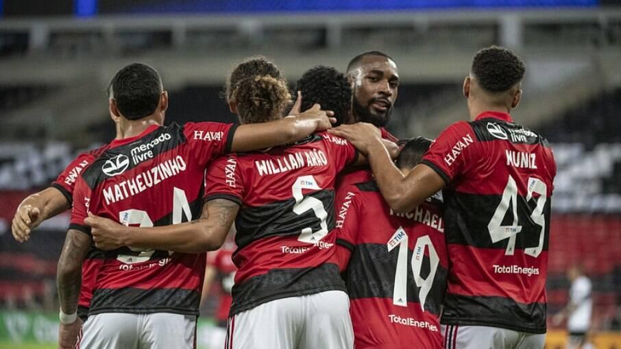 Flamengo vai a campo nesta quarta pelo Brasileirão
