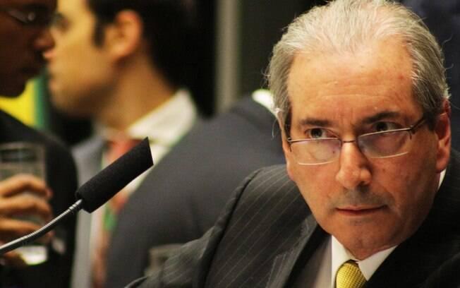 Réu em processo de cassação no Supremo Tribunal Federal, Cunha quer agilizar ação contra Dilma