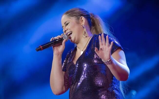 Marília Mendonça é uma das cantoras que está