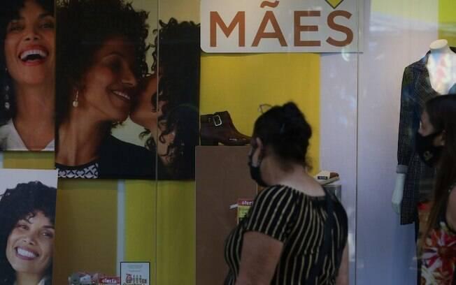Vendas do Dia das Mães ficam abaixo das expectativas na região