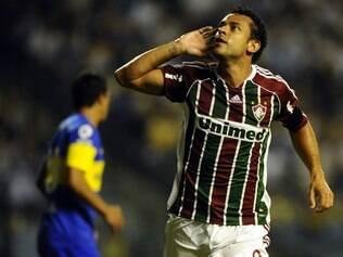 Fluminense vence na Bombonera e encerra série invicta do Boca - Futebol - iG 27e8ea772a349