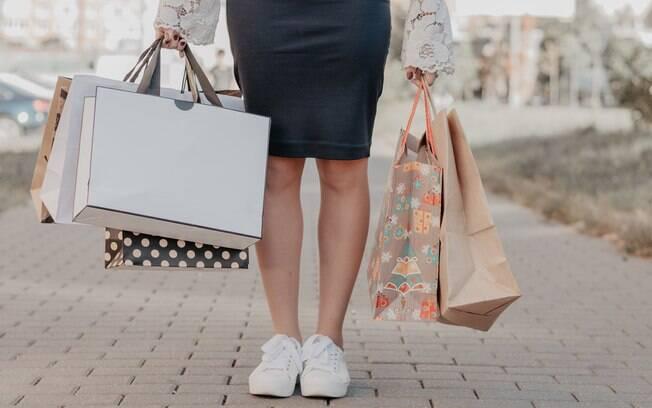 Compras também aumentam na Black Friday