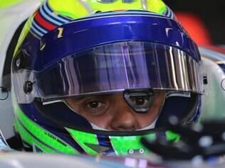 O rendimento do brasileiro não assustou a equipe britânica, já que Massa deu pouca atenção às voltas mais rápidas e preferiu fazer simulações de corridas na segunda sessão