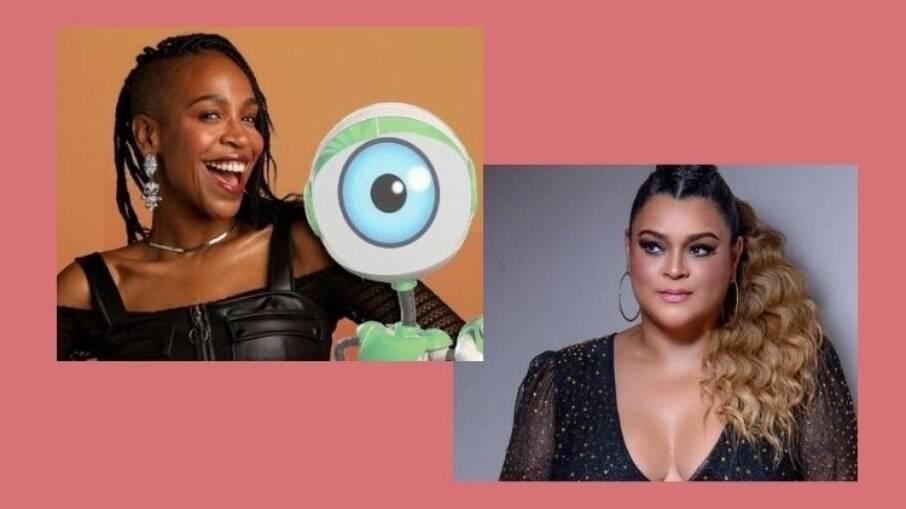 A cantora comentou sobre as falas polêmicas da rapper