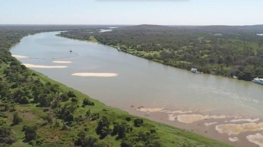 O acidente aconteceu no Rio Paraguai, no Mato Grosso do Sul