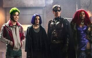 """""""Titãs"""" deixa Robin brilhar e é isca da DC para antagonizar apelo da Marvel"""