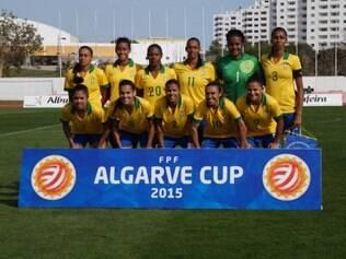 As meninas do Brasil ainda vão encarar a Suécia e a Alemanha