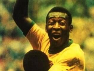 Pelé encantou o planeta com seu futebol e levantou três títulos, o último em 1970