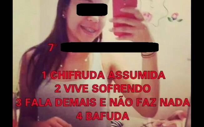 Brincadeira do Top 10 ganhou fama nos bairros pobres de São Paulo; vídeos expõem jovens de 10 a 18 anos. Foto: Reprodução