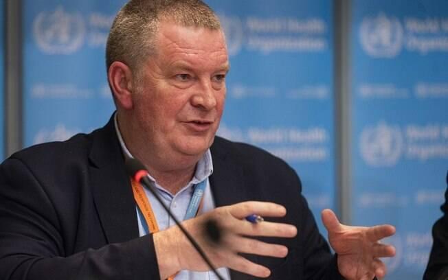 Michael Ryan, diretor de emergências da OMS, disse que essa é a melhor oportunidade para o Brasil suprimir os contágios