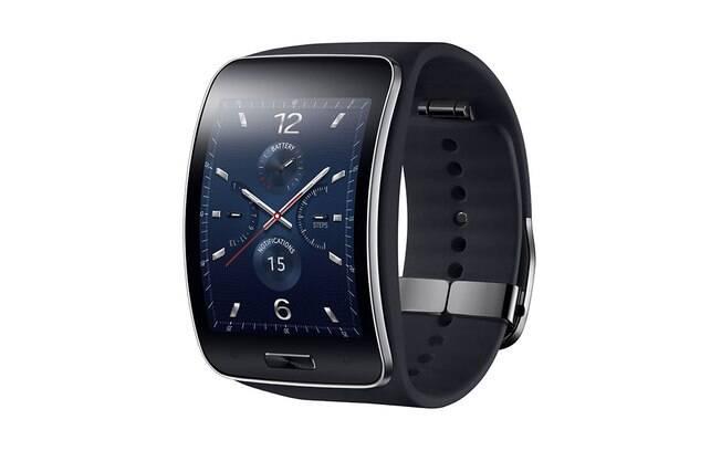 Gear S é novo relógio da Samsung