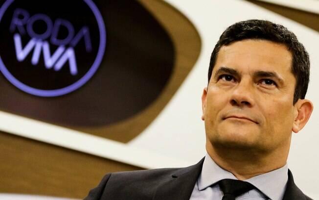 Ministro Sérgio Moro participa Roda Viva - O Ministro da Justiça e Segurança Pública, Sérgio Moro participa na noite desta segunda-feira (20) do programa Roda Viva
