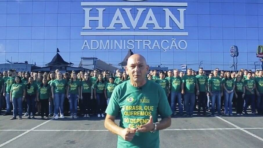 Luciano Hang, dono da Havan