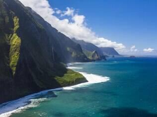 Molokai, Havaí: natureza da ilha é uma das mais selvagens do arquipélago