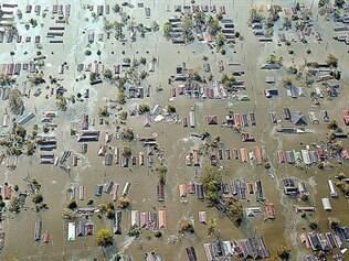 Destruição do Katrina, em 2005, foi tamanha que cientistas o excluíram dos dados