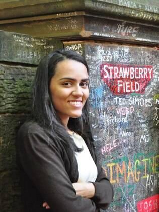 """Luise Bello: """"Como mulher, é difícil nunca ter vivido uma situação de desigualdade"""