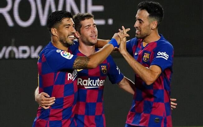 Barcelona tem um caso positivo de Covid-19