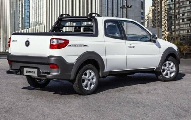 A Fiat deverá reestilizar a Strada em 2019, acrescentando as características do Mobi no mercado automotivo