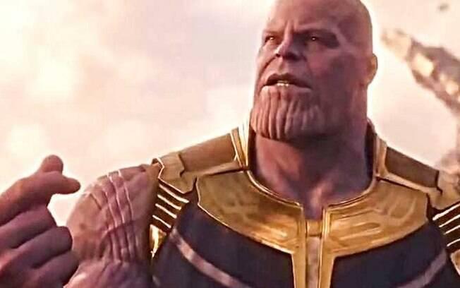 O estalar de dedos de Thanos no ranking das maiores bilheterias