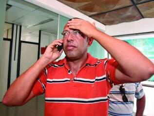 Preso. Vereador e líder da PM baiana Marco Prisco foi preso na última semana, logo antes de greve