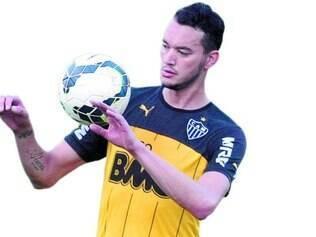 Réver tem contrato até 2018, mas pode ser envolvido em uma negociação neste ano