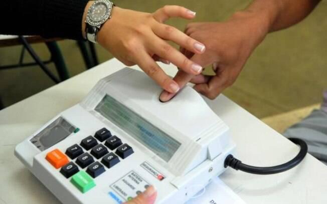 A biometria será obrigatória para várias cidades já nas eleições de 2020.