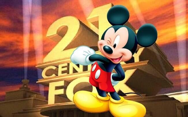 Fusão Fox e Disney