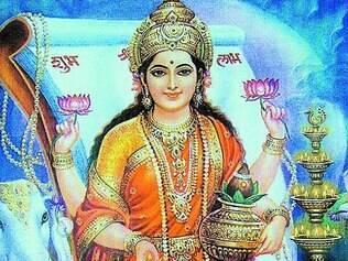 Imagem da mãe divina, deidade universal cultuada em todo o mundo