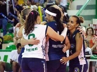 Brasília Vôlei confirmou objetivo de se classificar na sua temporada de estreia