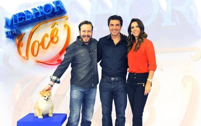 Melhor Pra Você: Celso Zucatelli, Edu Guedes e Mariana Leão