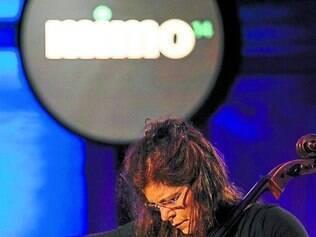 Sonia Wieder fez apresentação interpretando Nina Simone