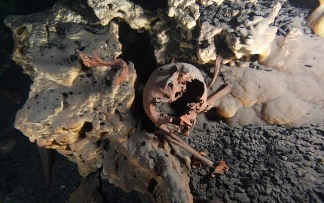 Crânios encontrados no México desafiam história aceita até o momento sobre os primeiros colonos das Américas