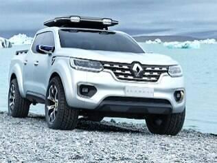 Renault apresenta sua 1ª picape global