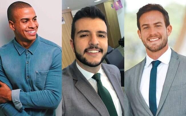 Thiago Oliveira, Matheus Ribeiro, Daniel Adjunto