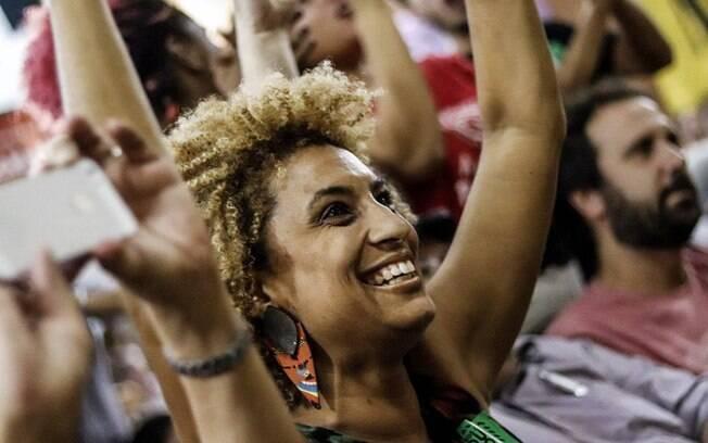 Marielle Franco, a quinta vereadora mais votada no Rio de Janeiro nas eleições de 2016, foi morta a tiros nesta quarta-feira