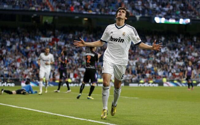 19º) Kaká - jogador do Real Madrid