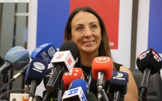 Cecilia Perez, Ministra do Esporte do Chile