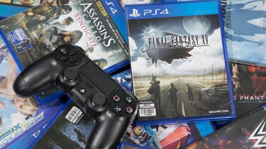 PS4 e PS5 têm jogos em promoção