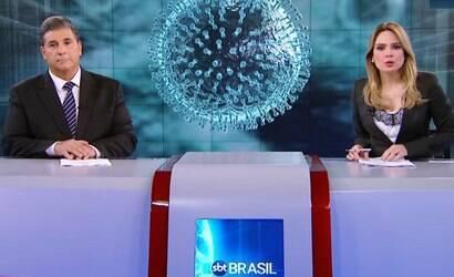 """Sheheraze expõe briga e rixa com Carlos Nascimento: """"Pena"""""""