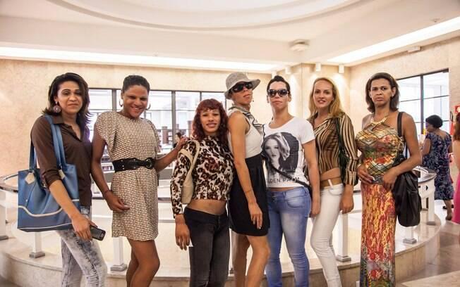 Travestis e transexuais foram à Biblioteca Mario de Andrade acompanhar o lançamento do programa da prefeitura paulistana
