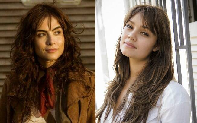 """Atrizes Maria Casadevall e Sophie Charlotte adotaram o corte para participar da nova série da Globo """"Os Dias Eram Assim"""""""