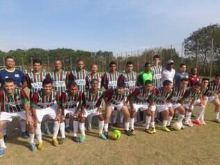 Após conquistarem o vice-campeonato da Série B em 2013, jogadores do São Caetano brigam por título inédito da Série A