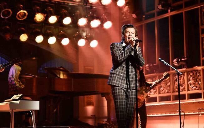 Harry Styles vem ao Brasil para dois shows