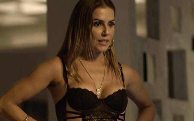 Deborah Secco interpretou a personagem Karola, na novela