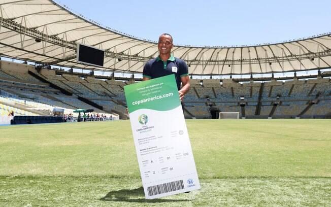 Novo lote de ingressos para a Copa América será liberado nesta sexta-feira