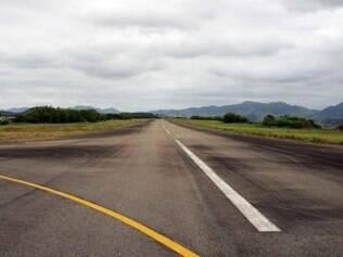 Pista de pouso do aeroporto de Muriaé passará por obras