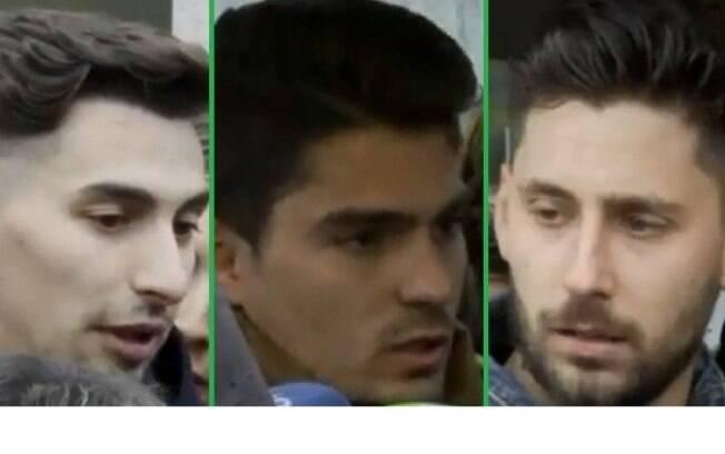Ex-jogadores espanhóis são condenados
