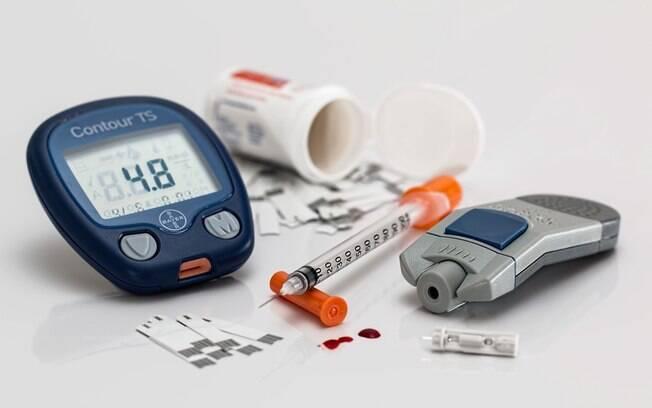 Melhor forma de evitar complicações oculares ou as outras também relacionadas ao diabetes é controlando a glicose
