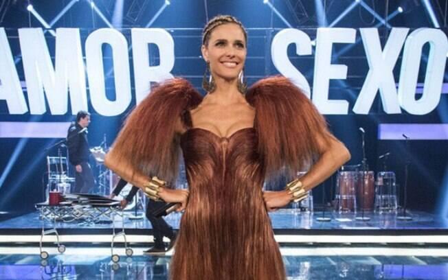 Fernanda Lima é uma das celebridades que gosta da tradicional posição de papai e mamãe na hora H