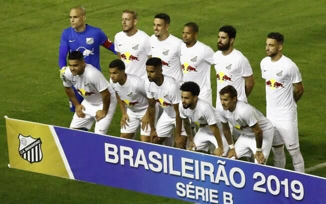 Bragantino na Série B 2019